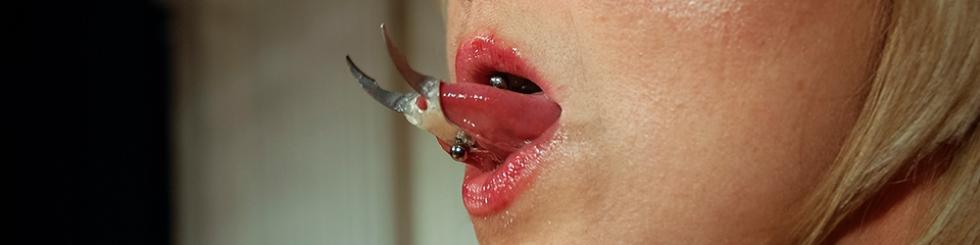 Tongue knife